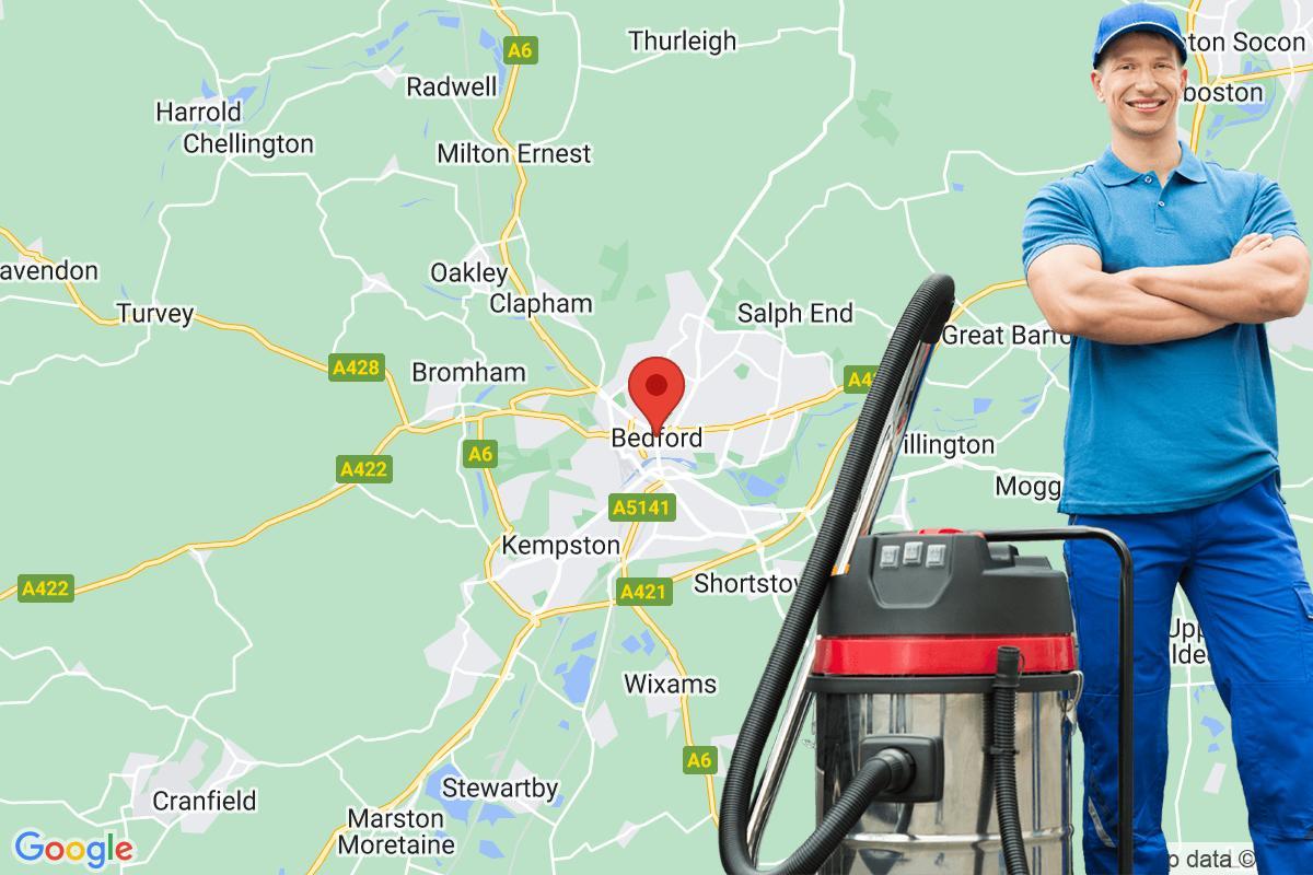 Expert Mattress Cleaning Bedford