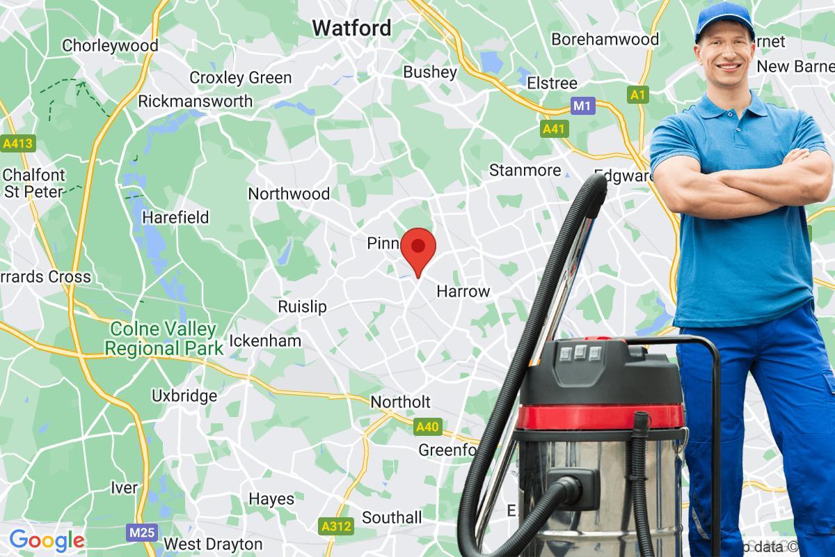 Trustworthy Rug Cleaning North Harrow